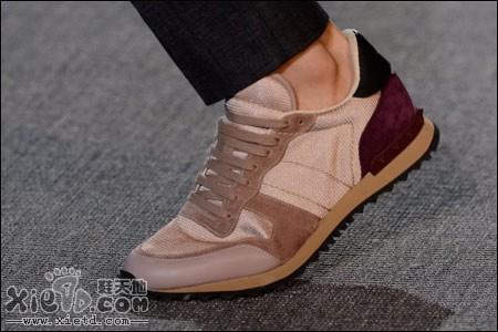 Valentino 2013春夏系列迷彩鞋款 2013,迷彩,春夏 鞋天地