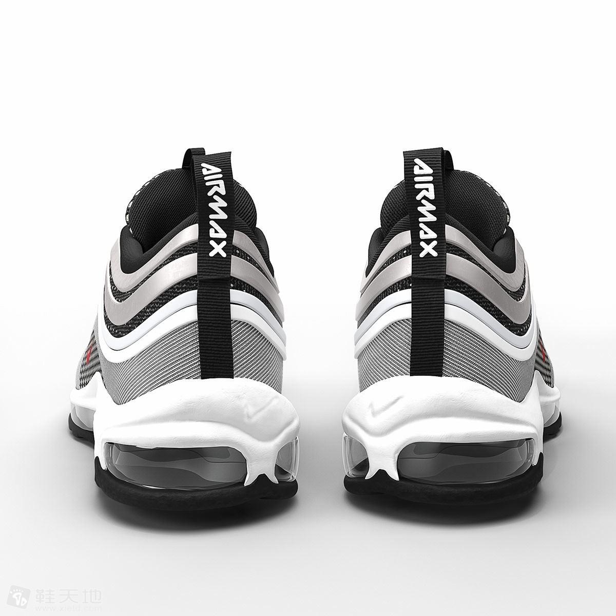 Nike Air Max 97 sneaker 3D  (5).jpg