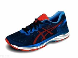 运动鞋练习图-AI亚博亚博官网